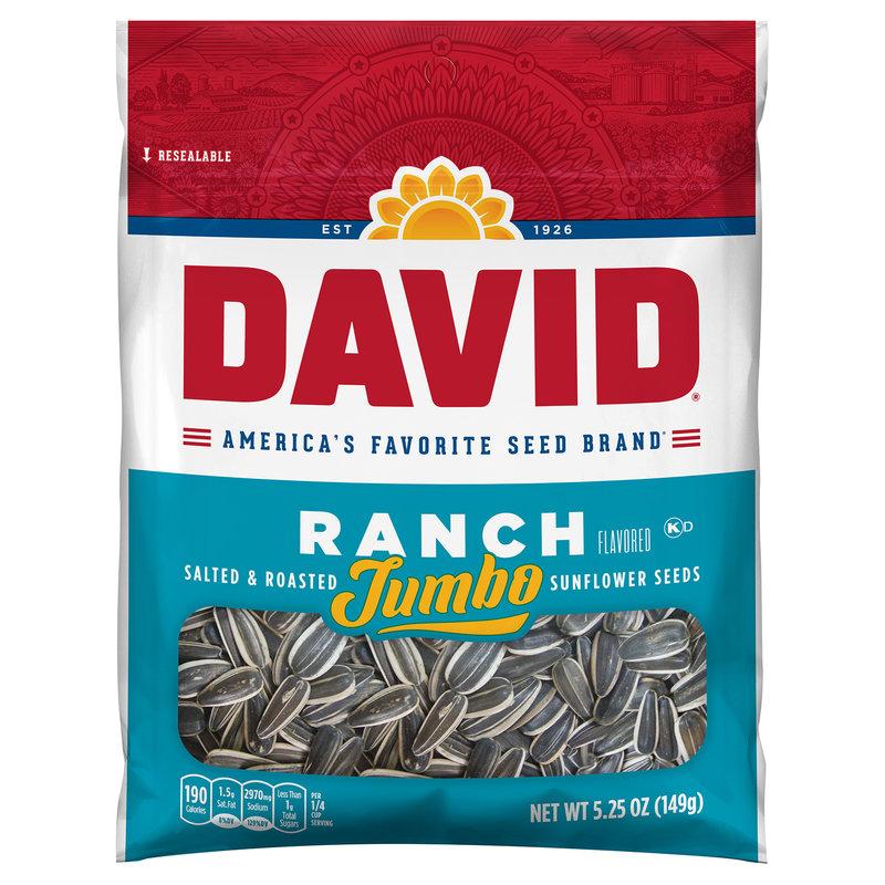 David's Ranch Sunflower Seeds 5.25oz